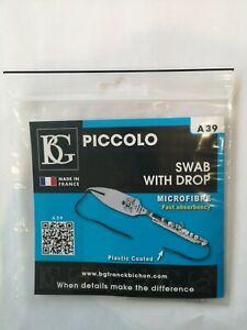 Logique Bg Piccolo Microfibre Tampon Avec Goutte A39-afficher Le Titre D'origine