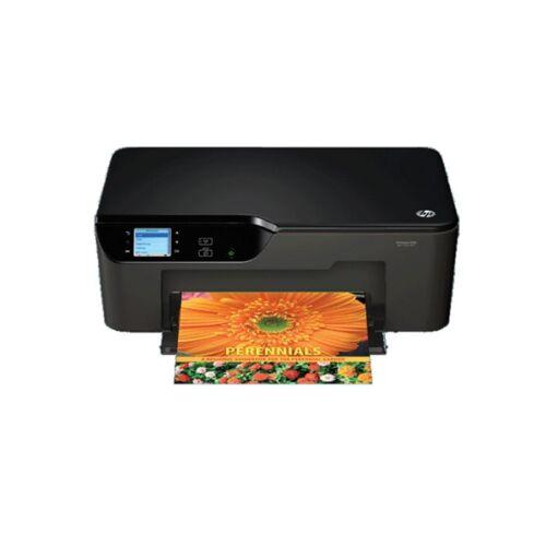 1 von 1 - HP Deskjet 3520 e All in One Drucker CX052B Duplex USB Wlan ePrint AirPrint A4