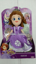 DISNEY SOFIA THE FIRST PRINCESSES 11 INCHES SOFT PLUSH DOLL GIRL GIFT MUST L@@K