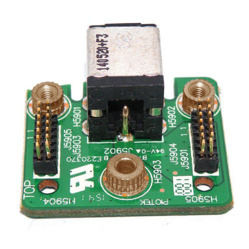"""60NB08G0-DC1050 For ASUS G751J PC BOARD DC JACK CONNECTOR /""""GRADE A/"""""""