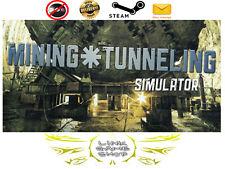 Mining & Tunneling Simulator PC Digital STEAM KEY - Region Free
