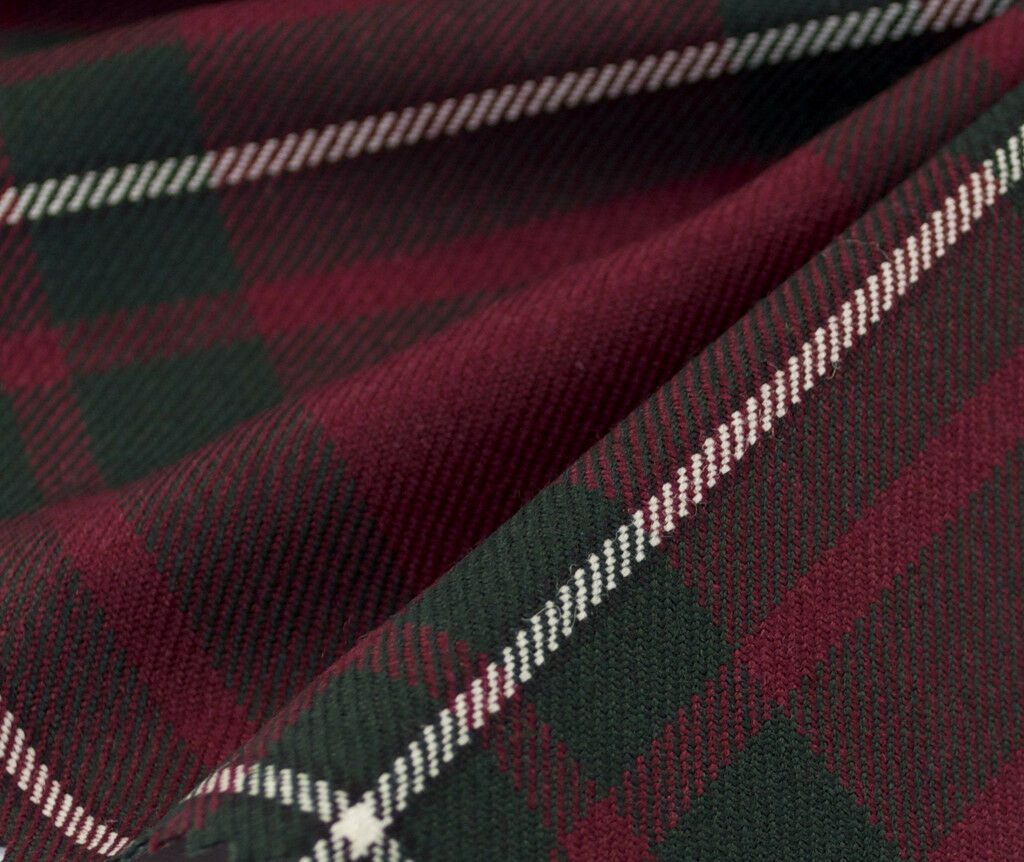 ScottishHunting Macgregor Tartan Heavy Kilt /& Kilt PinGeoffrey