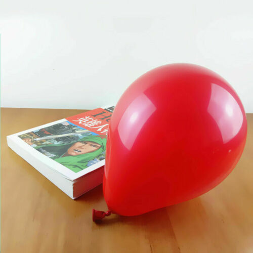 """10/"""" Latex Helium Air Quality Balloons Pack of 30//50//100 All Party Christmas Fun"""
