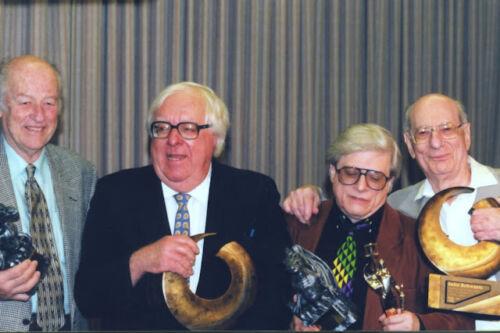 Stage Panel ON HOLD-7//2019 HARLAN ELLISON// RAY HARRYHAUSEN// BRADBURY 1998