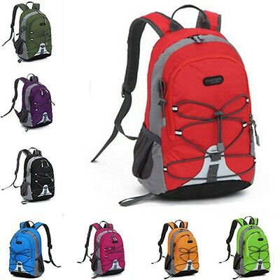 KIDS CHILDREN  Boy Girl Camping Hiking Sport Backpack School Bag Rucksack Travel