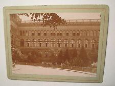 Charlottenburg Berlin - Technische Hochschule mit Burschenschaft Cimbria / KAB