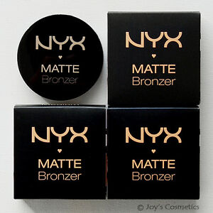 1-NYX-Matte-Bronzer-Face-amp-Body-034-Pick-Your-1-color-034-Joy-039-s-cosmetics