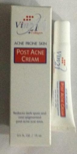 15ml POST ACNE CREAM .WITH COLLAGEN REDUCES DARK SPOTS AND ACNE SCARS VIN21