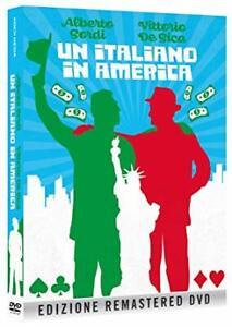 SORDI - UN ITALIANO IN AMERICA  DVD COMICO-COMMEDIA
