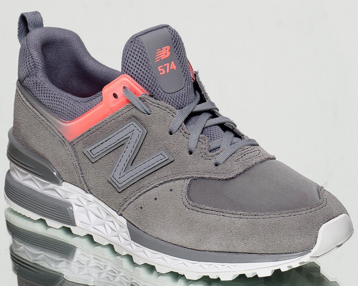 New balance Wmns SUECO 574 Sport NB NB NB mujer estilo de vida zapatillas nuevas plata Mink WS574-RC  Sin impuestos