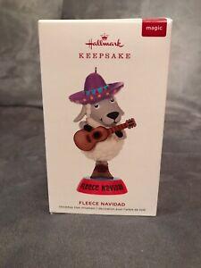 Hallmark-2019-Fleece-Navidad-Keepsake-Ornament-Feliz-Magic