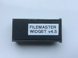 Psion-II-WIDGET-FILEMASTER-v4-5-software-on-a-32k-datapack