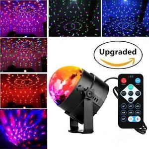 Faro-LED-faretto-RGB-strobo-discoteca-proiettore-luce-stroboscopica-musica-DJ