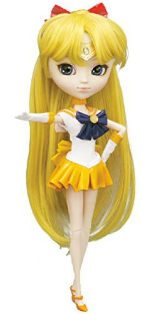 NEW Pullip Dolls Sailor Moon Doll- sailor Venus P-139 Action Figure F S