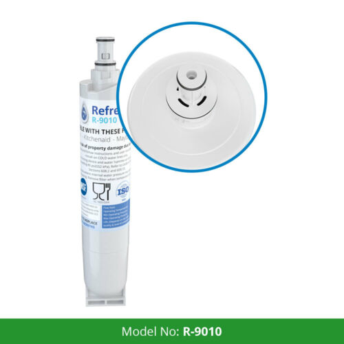 Refresh Replacement Water Filter Fits Whirlpool PNL240V Refrigerators 4 Pack
