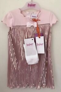 cba25b74f12f3 Ted Baker - Baby girls  dress and tights set Size 18-24 months