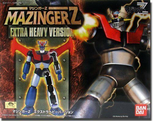 Mazinger: Extra Heavy Version Mazinger Z 1/144 Scale by Bandai