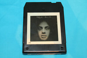 Classic-Rock-8-Track-Tape-BILLY-JOEL-Piano-Man-TESTED-Captain-Jack