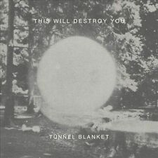 THIS WILL DESTROY YOU Tunnel Blanket, LIMITED 2LP 180G BLACK VINYL NEW Post Rock