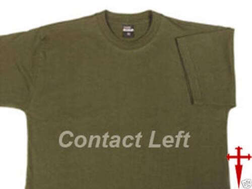 Kids/'  Olive G Army para sas swat T Shirt  XL 11//12 yrs