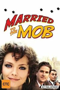 Married-To-The-Mob-DVD-2007-R4-terrific-Condition-Michelle-Pfeiffer