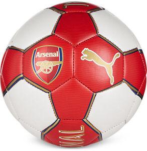 Puma-Arsenal-Football-Ball-Gunners-Fan-2016-Supporter-Soccer-Ball-Size-5