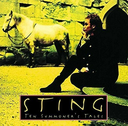 Ten Summoner S Tales Lp By Sting Vinyl Sep 2016 A M Usa For Sale Online Ebay