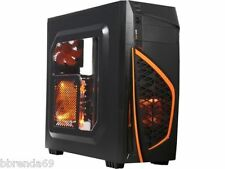 AMD Quad Core Gaming Desktop PC Computer 4.0 GHz Custom Built System OS WIN 10