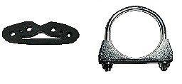 99-07 EFT684-KIT Exhaust Back Box Fitting Kit for FIAT PUNTO 1.2