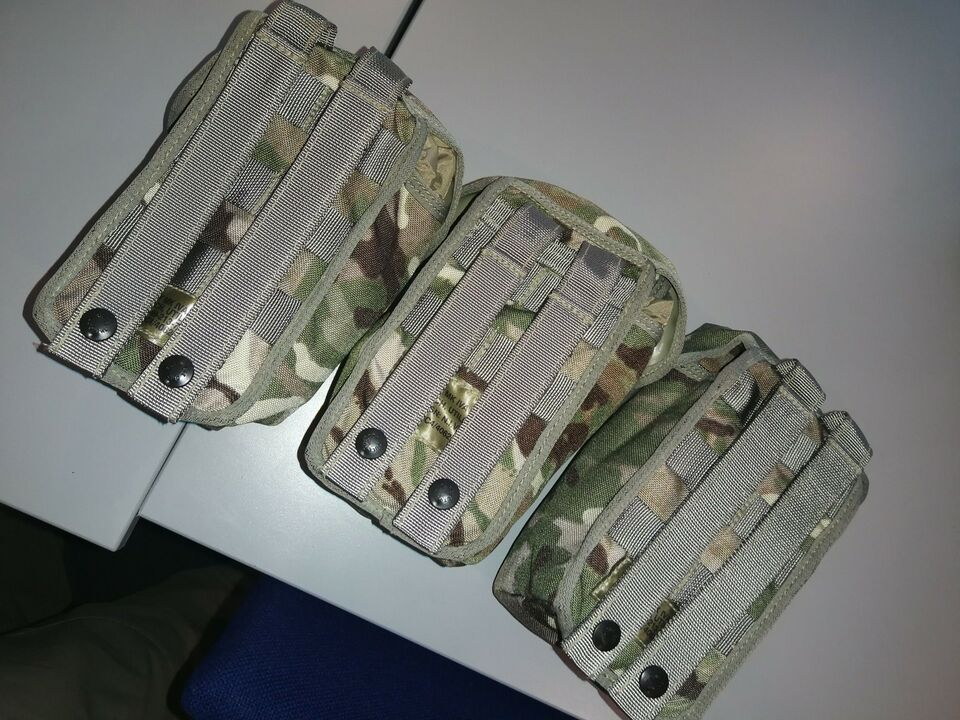 Militær, UGL lomme (udrustningslommestørrelse)