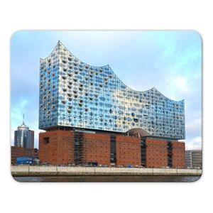 Mousepad-034-Elbphilharmonie-034-24x19cm-Hamburg-Elbe-Hafen-Elphi