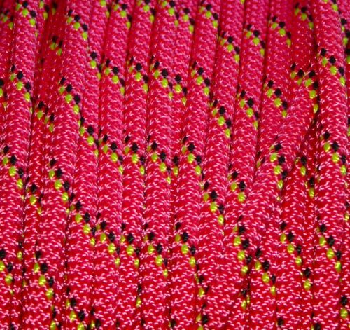 """PINK 3/' SELL BY YARD MARLOW- MRER011-6MM  // 1//4/"""" -EXCEL RACING"""