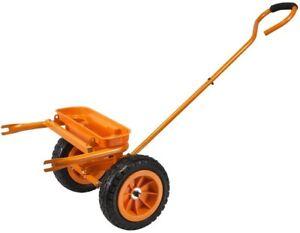 Image Is Loading Worx Aerocart Wagon Cart Transformation Kit Flat Free