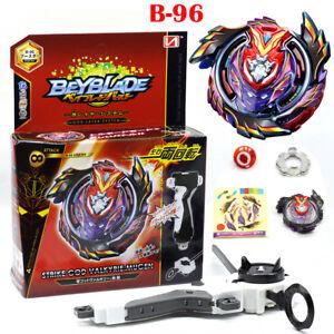 Beyblade-Burst-B-96-STRIKE-GOD-VALKYRIE-MUGEN-Funsion-With-Launcher-Grip-Toy