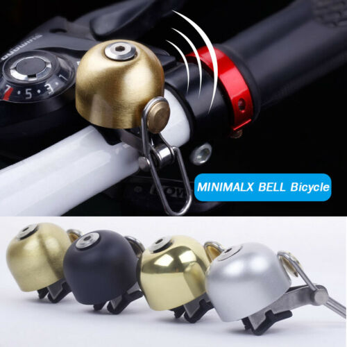 Newest RockBros BELL Bicycle Bike Handlebar Bell Ring Cycle Horn Retro Bell US