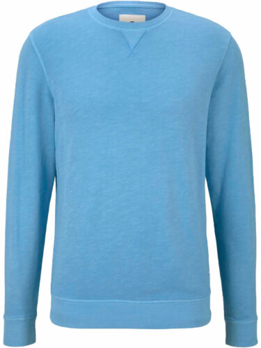 Tom Tailor Herren Rundhals Pulli Sweatshirt Easy Regular Fit S M L XL XXL 3XL