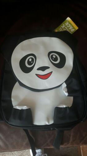 NEUF Panda Sac à dos Sac à Dos Enfants Childs déjeuner Nursery