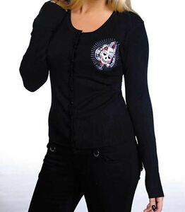 LDS-GOTHIC-TATTOO-PUNK-EMO-SPADE-SKULL-ROCKABILLY-SWEATER-CARDIGAN-CAA2801