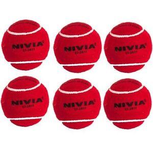 Nivia-Red-Heavy-Cricket-Hard-Tennis-Balls-Pack-of-6