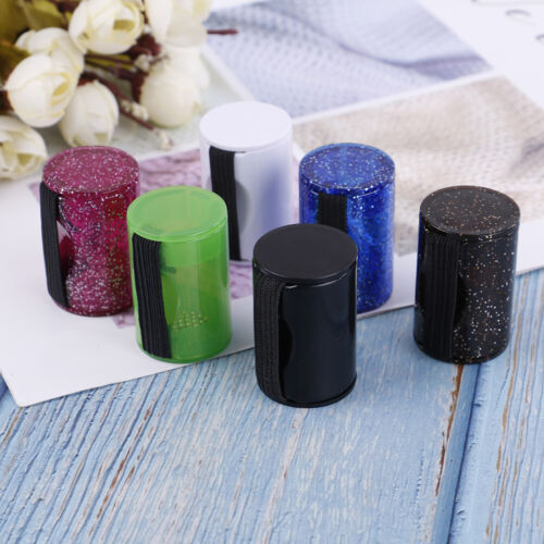 Rhythm Sand Shaker Music Finger Ring Finger Shot for Ukulele Guitar Accessori CJ