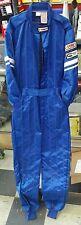 G-Force Racing  4620  Large Shiny Blue Kart Suit SFI 40 Free US Shipping