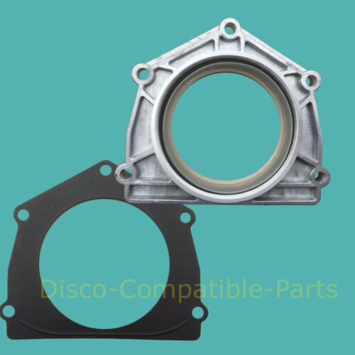 Land Rover Discovery 300 TDi Rear Crank Case Oil Seal /& Gasket LUF100430 ERR6811