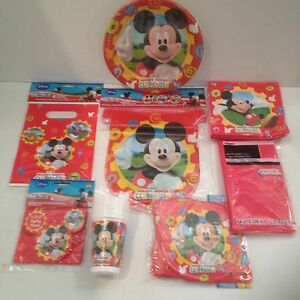 Mickey Mouse Clubhouse Tableware Decorations Create