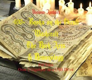400-Books-on-the-Occult-Supplied-on-a-USB-Drive-Pdf-2-01Gb