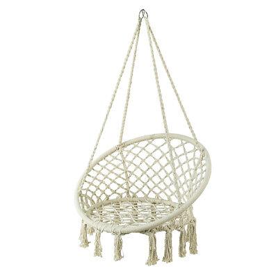 Sobuy 174 Hammock Chair Indoor Outdoor Garden Patio Rope