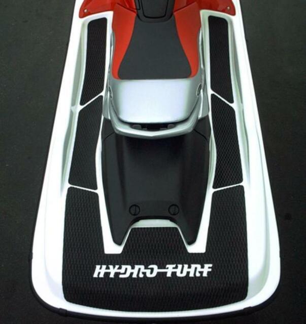 Hydro-Turf HT06PSBLK Ride Mats