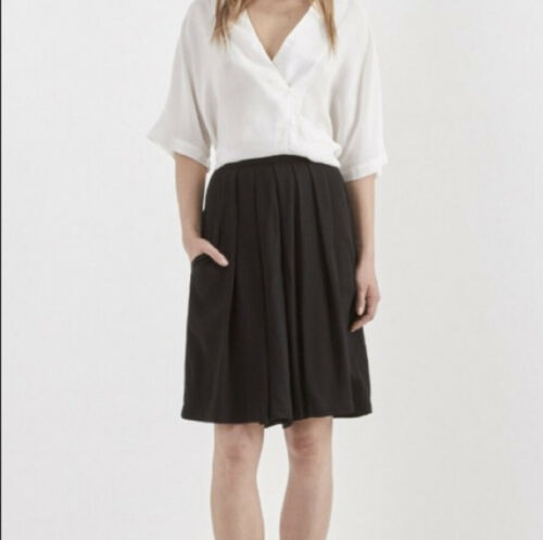 Shaina Mote Oversized Boxed Button Up Collared Shi