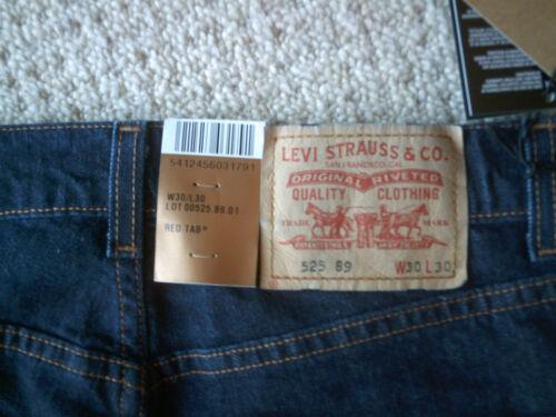 Levi Bootcut Indigo Jeans 12r Bnwt Taille 5YBRxqR