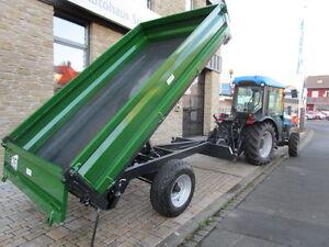 4 0 t einachs dreiseitenkipper edk traktor anh nger. Black Bedroom Furniture Sets. Home Design Ideas