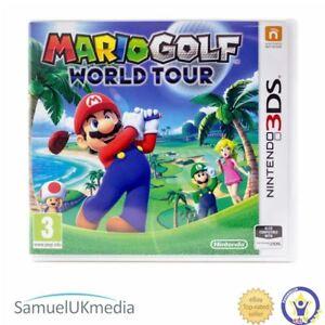 Mario-Golf-World-Tour-Nintendo-3DS-GREAT-CONDITION